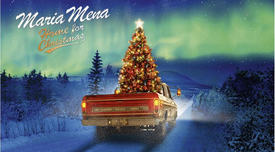Maria Mena – home for Christmas hovedbilde