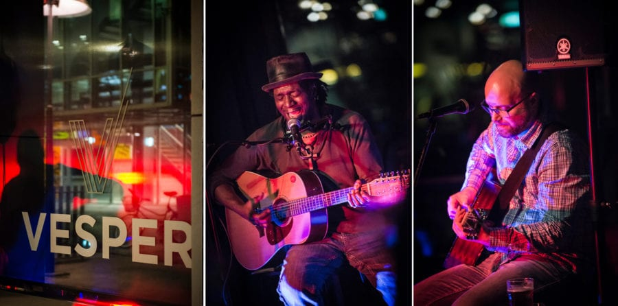 Onsdager = Gratis live musikk på Vesper Bar hovedbilde
