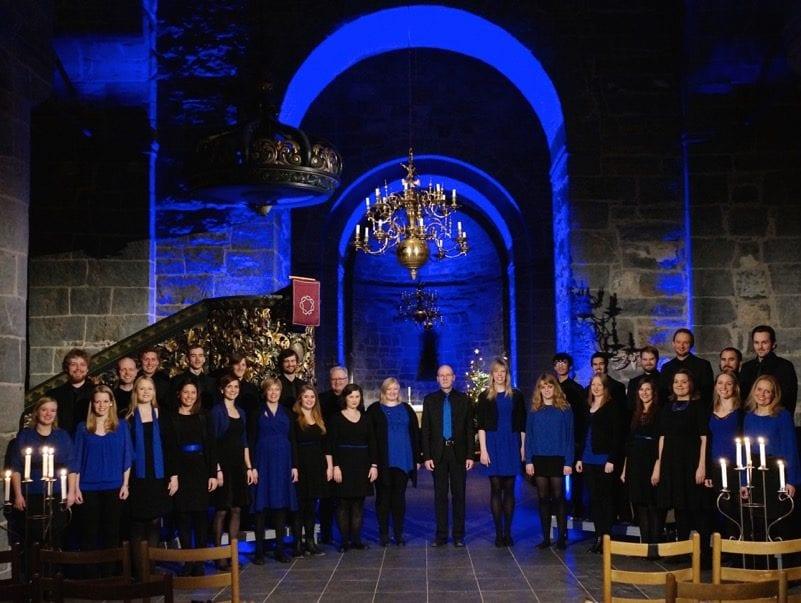 Førjulskonsert i Gamle Aker Kirke hovedbilde