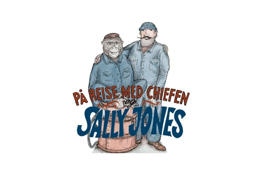 BLI MED PÅ EVENTYR MED CHIEFEN OG SALLY JONES! hovedbilde