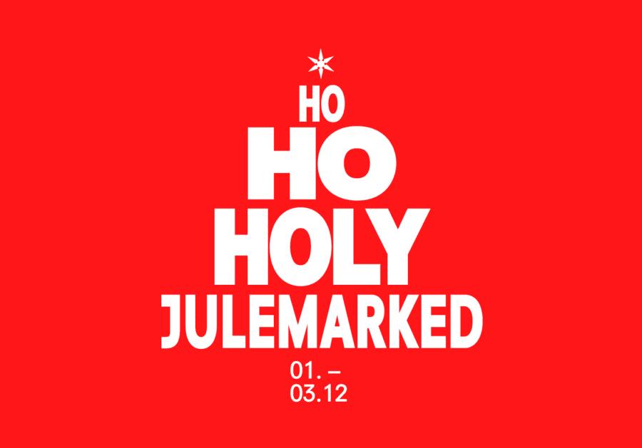 HO HO HOLY Julemarked hovedbilde