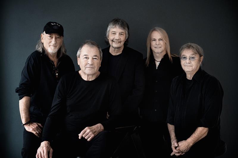 Deep Purple i Oslo Spektrum hovedbilde