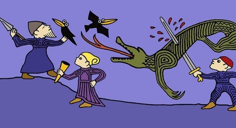 Omvisning for store og små: Myter og fakta fra vikingtiden