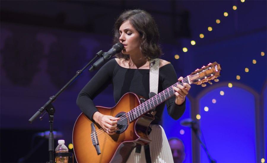 Katie Melua i Spektrum