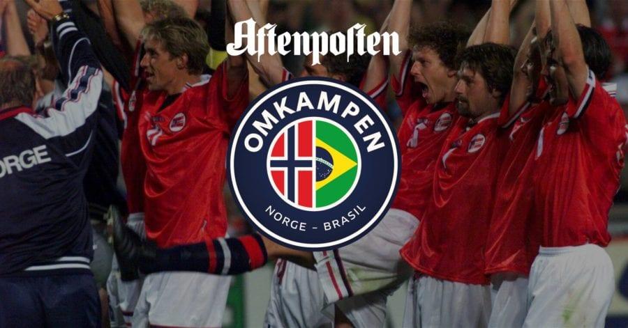 Omkampen Norge – Brasil