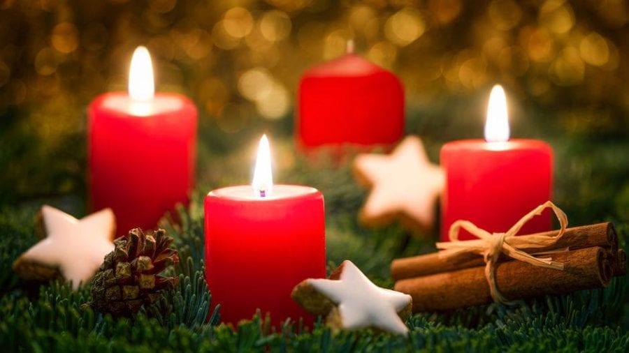 Juleavslutning: Adventskos og juleverksted