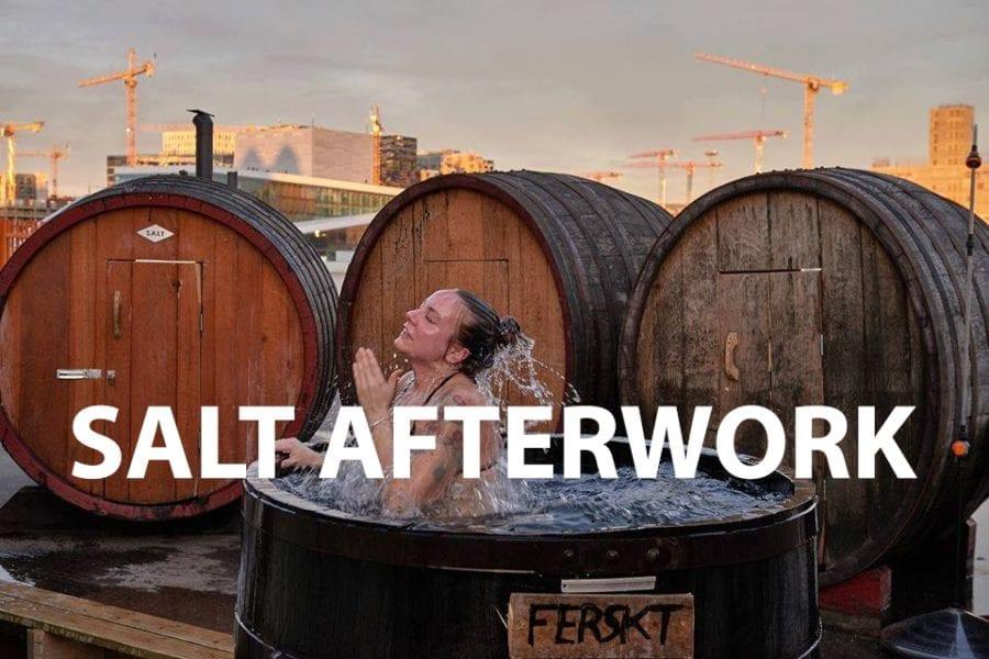 Afterwork på SALT 15. des! hovedbilde