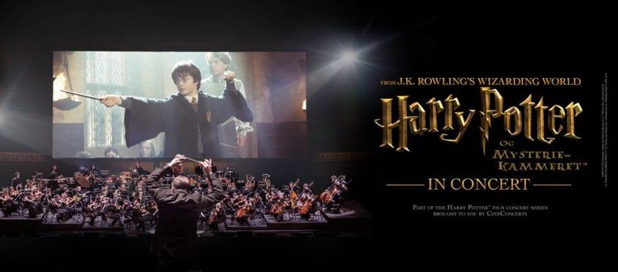 Harry Potter og Mysteriekammeret™ In Concert – med live symfoniorkester