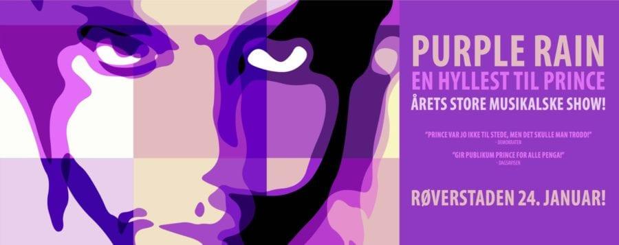 Purple Rain – En hyllest til Prince hovedbilde