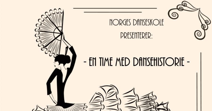 Juleforestilling: En time med dansehistorie hovedbilde