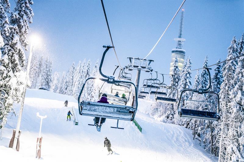 Åpningstider Oslo Vinterpark hovedbilde