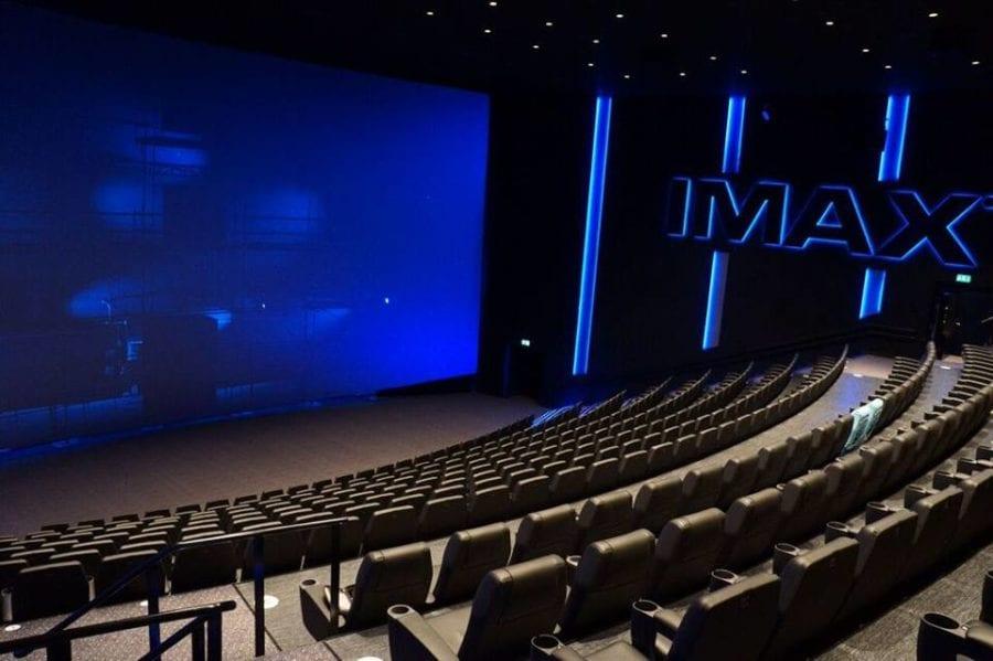 Åpning av Oslos nye kinostorstue
