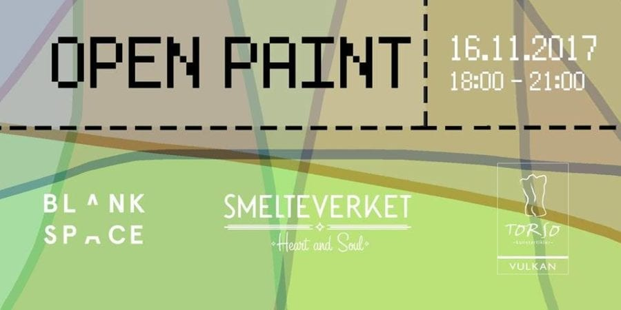 Pop-up Event: Open Paint! hovedbilde
