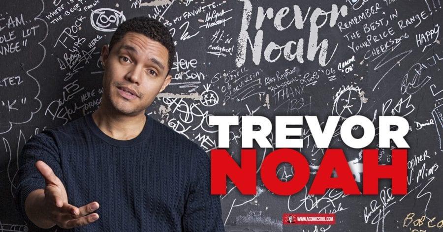 Trevor Noah / Oslo Spektrum hovedbilde