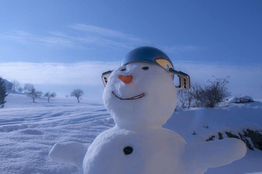 Snømannkonkurranse hovedbilde