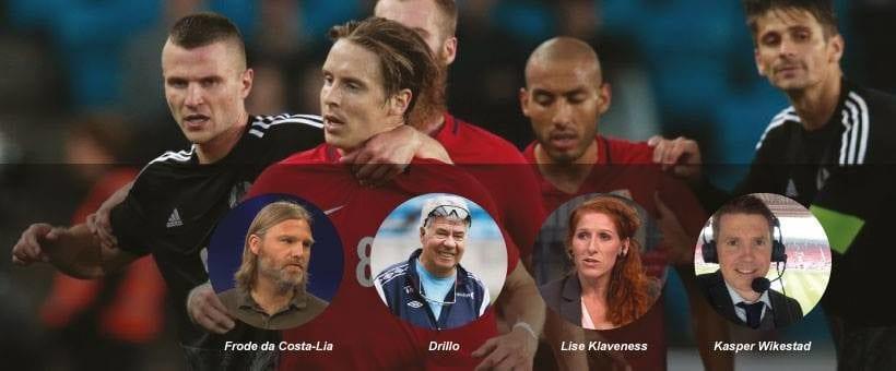 Herrelandslaget i fotball: Hva er problemet? hovedbilde