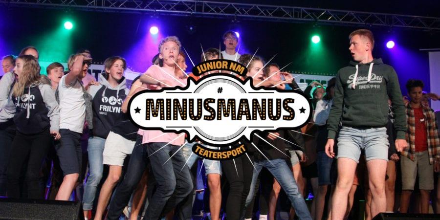 MinusManus – kurs i improteater hovedbilde