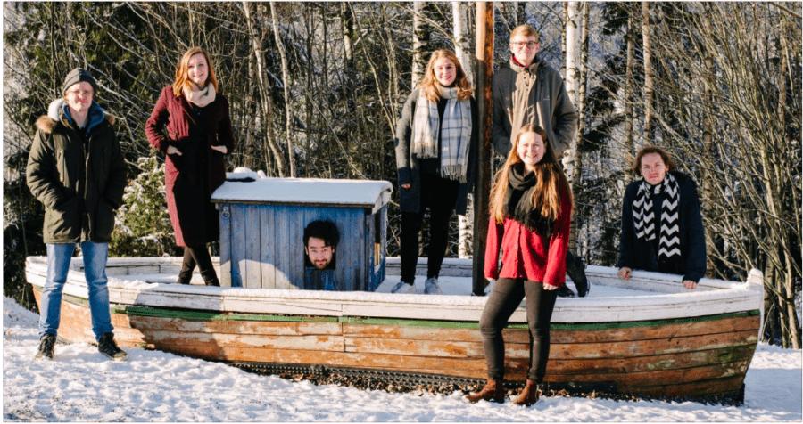 Teaterkurs for alle på Lørenskog private kulturskole! hovedbilde