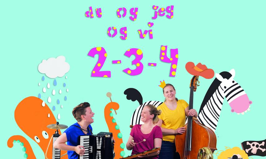 Barnas Kulturbryggeri: Du og jeg og vi 2-3-4