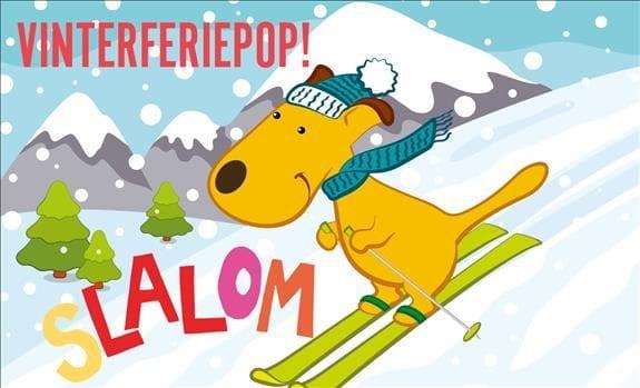 Vinterferiepop! «Slalom» hovedbilde