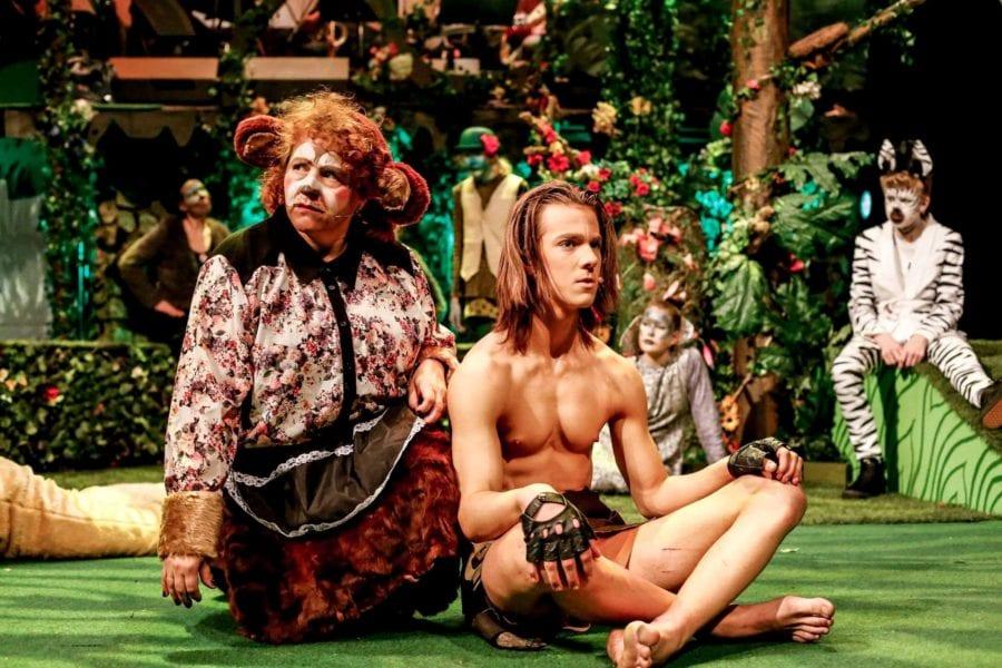 Tarzan for hele familien! hovedbilde