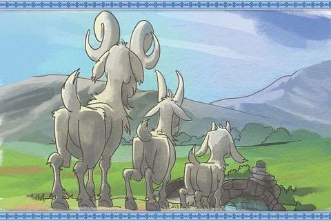 Bukkene Bruse og Den Vesle Kalven hovedbilde