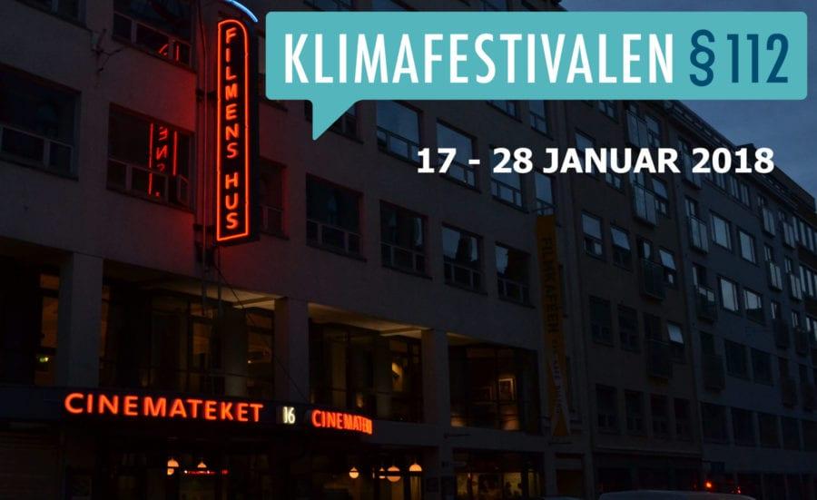 Filmens Hus Cinemateket viser klimarelaterte filmer i forbindelse med Klimafestivalen §112 hovedbilde