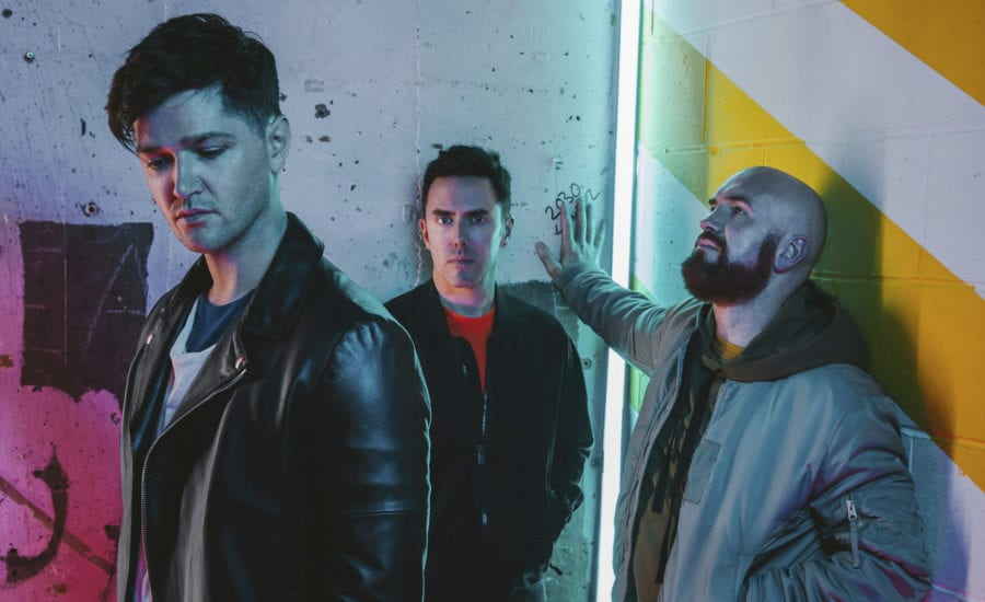 The Script til Spektrum hovedbilde