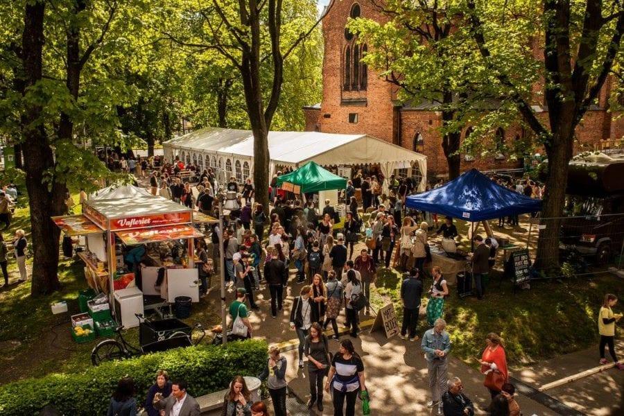 Oslo Vegetarfestival 2018 hovedbilde