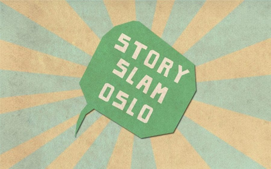 StorySLAM på Kulturhuset! hovedbilde