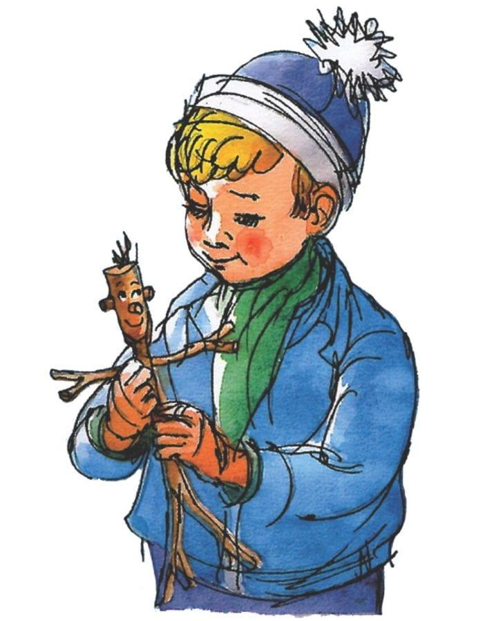 Knerten og Lillebror basert på Anne Cath. Vestly sine bøker. hovedbilde
