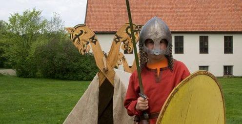 Barnesøndag: Viking for en dag hovedbilde