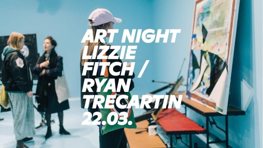 ART NIGHT x Lizzie Fitch / Ryan Trecartin hovedbilde