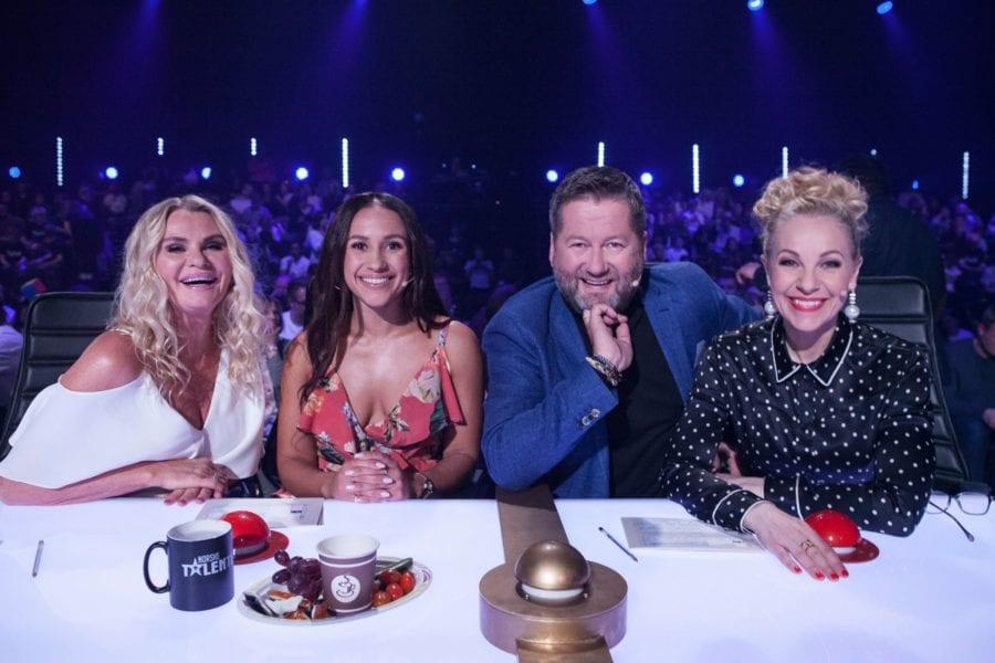 Bli med som publikum hos Norske Talenter hovedbilde