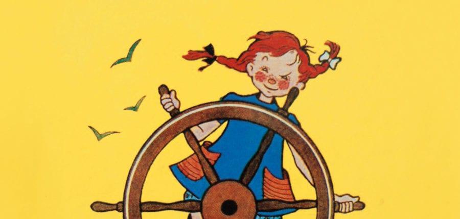 Pippi på de sju hav hovedbilde