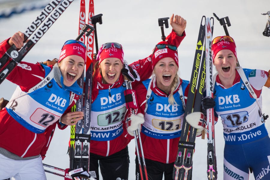 Skiskyting 15 – 18. mars 2018 hovedbilde