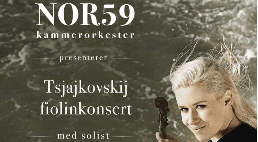 Drømmekonserten med Eldbjørg Hemsing og NOR59 Kammerorkester hovedbilde