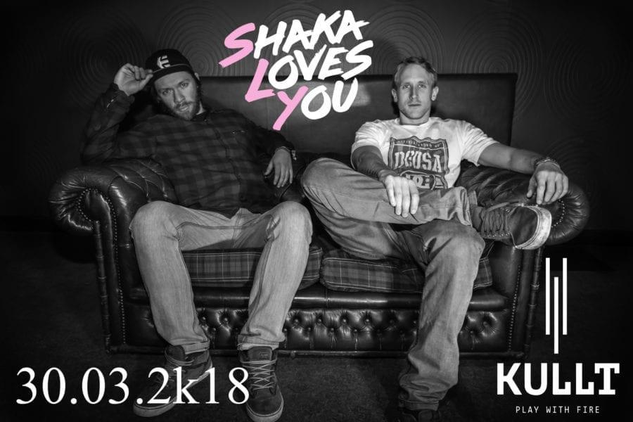 Kullt Klubb Presenterer Shaka Loves You (uk) hovedbilde