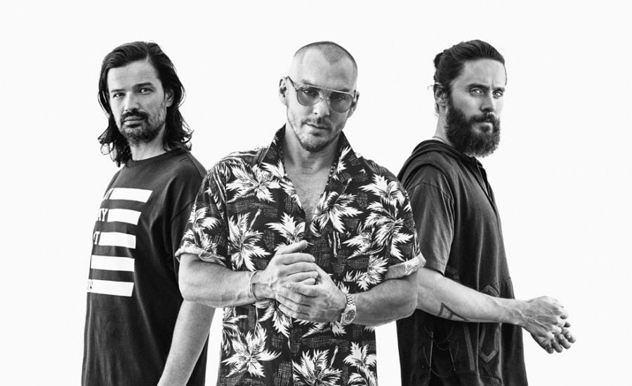 Thirty Seconds to Mars hovedbilde
