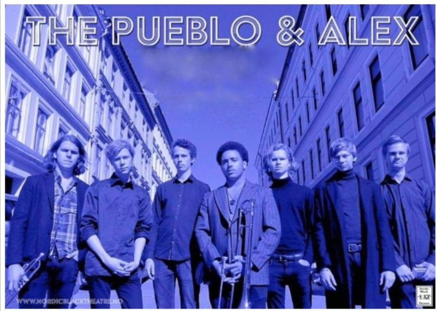 Barnas søndag: Live funk konsert med The Pueblo & Alex hovedbilde