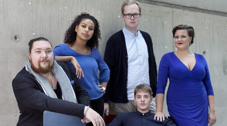 Ung i Aulaen: Operahøyskolens sommerkonsert hovedbilde