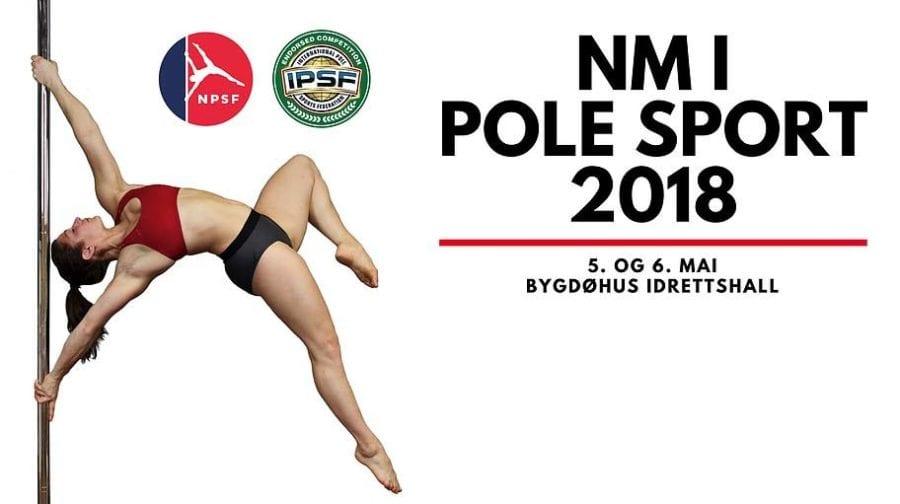 Norgesmesterskap i pole sport 2018 hovedbilde
