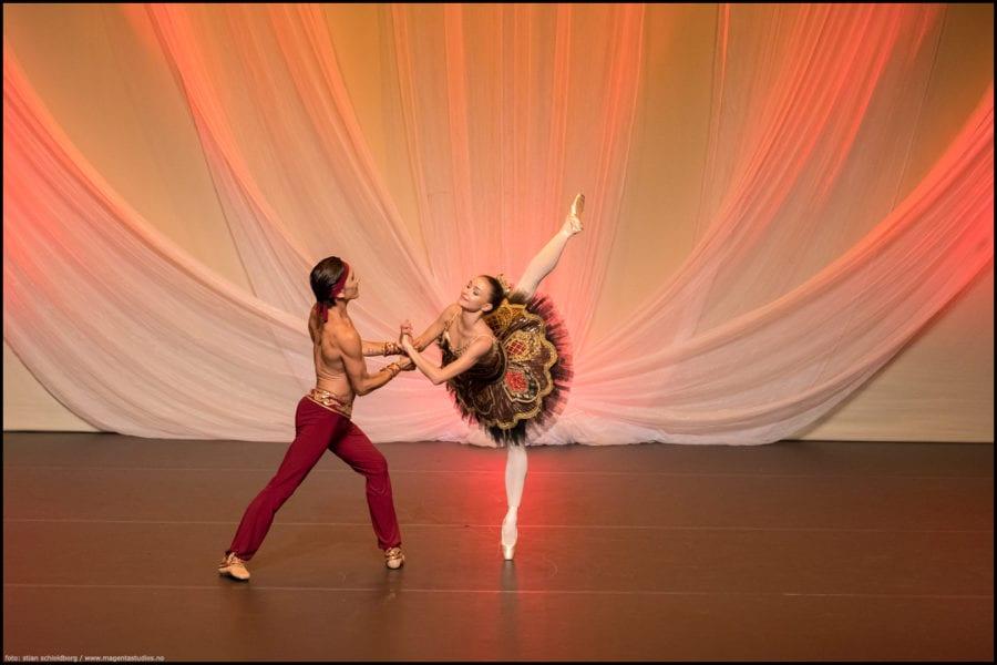 Ballettgalla: Ballettarv – en gave fra store ballettmestre