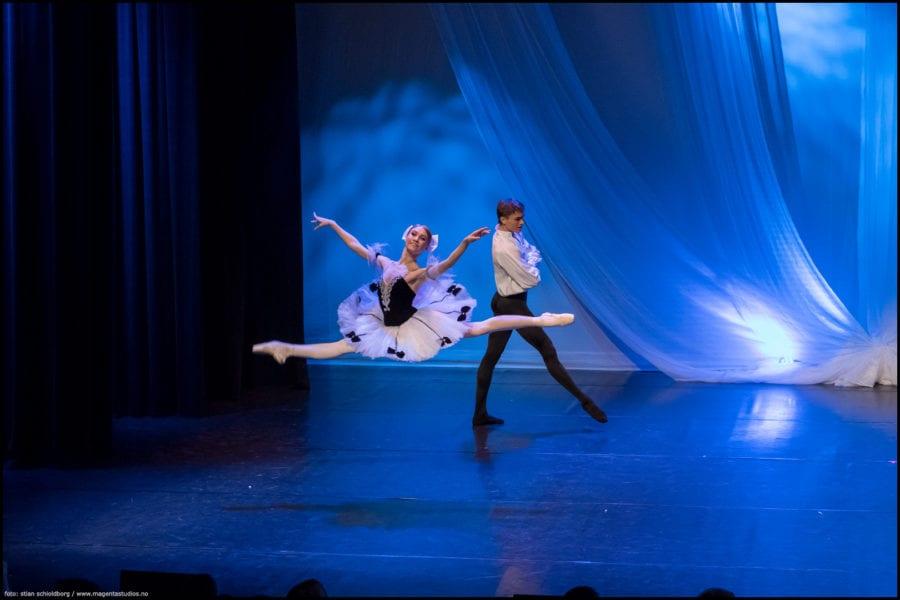 Bli med på ballettgalla hovedbilde