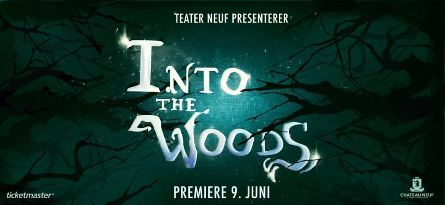 Into The Woods premiere