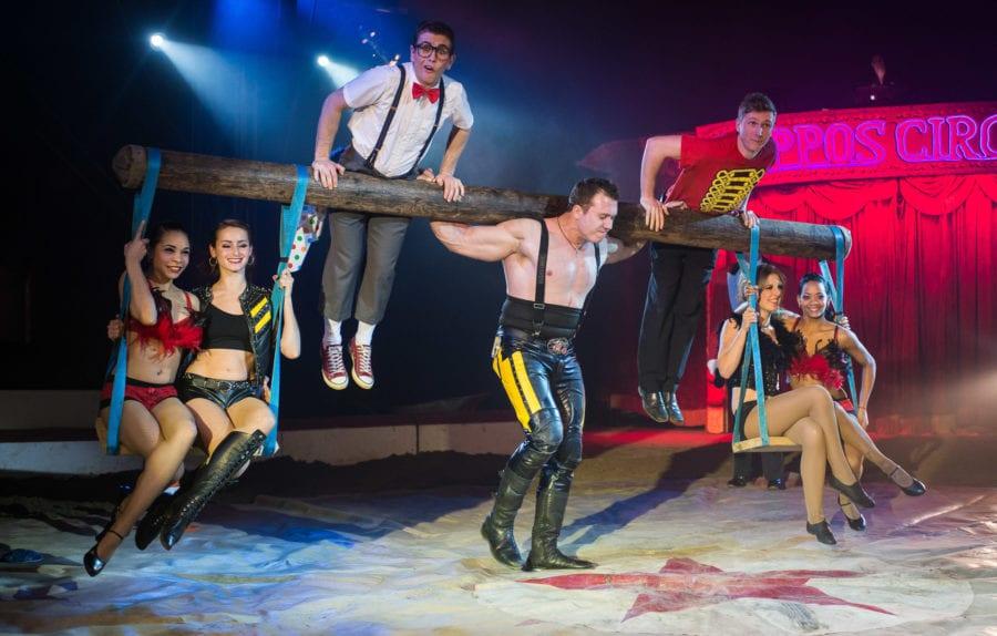 Cirkus Arnardo til Sandvika hovedbilde