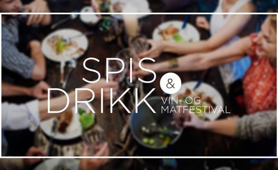 Spis & Drikk – Norges største vin- og matfestival hovedbilde