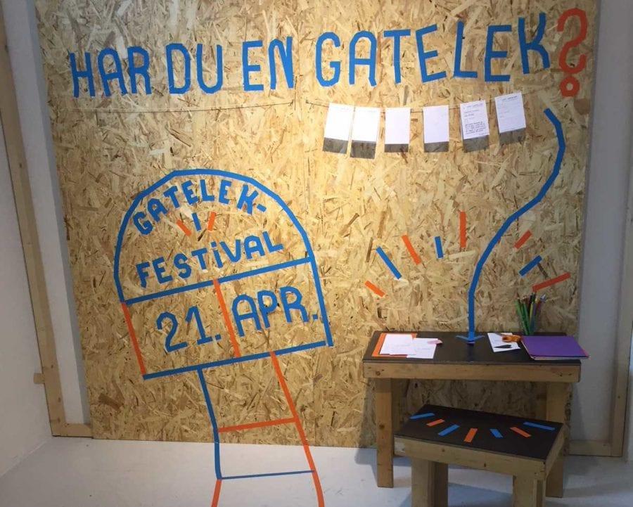 Gatelekfestival på Grønland hovedbilde