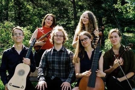 Sontas, Lamenti et ciacconas – en konsert med Ensemble Hieronymus hovedbilde