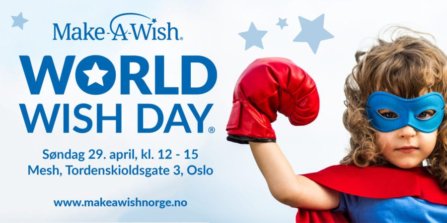 Familiedag: World Wish Day hovedbilde